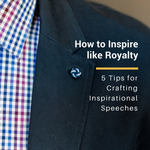 5 Tips for Crafting Inspirational Speeches