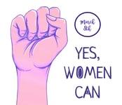 Women, Make a Powerful Entrance