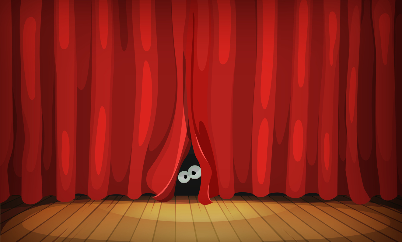 Stage Fright Holding You Back?