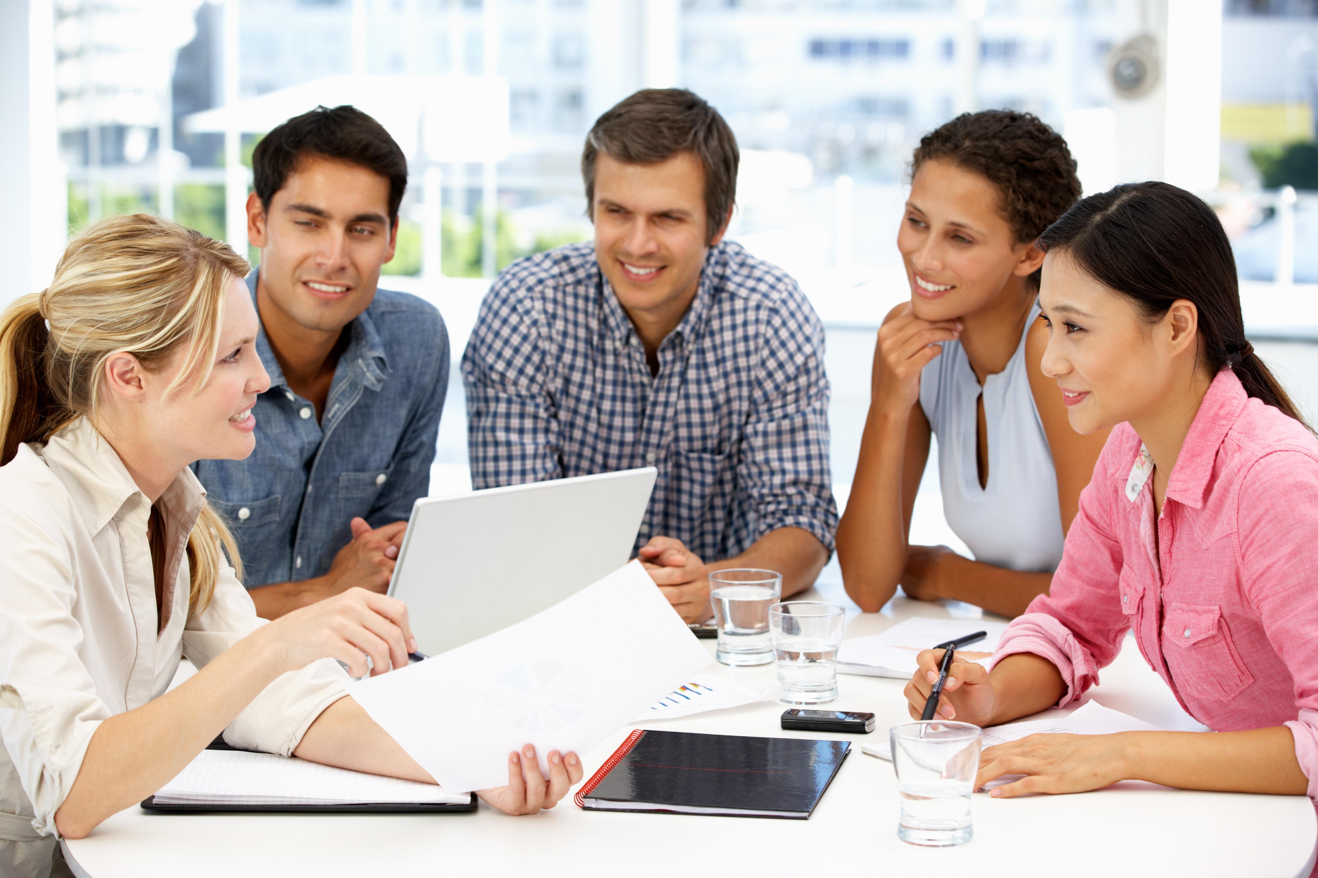Strategies for Terrific Team Presentations
