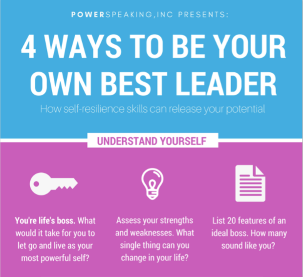 4 Ways to Be Your Own Best Leader