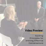 Video Preview: Guiding Principles for Starting Effective Sales Conversations