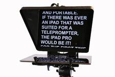 The Art of Using a Teleprompter